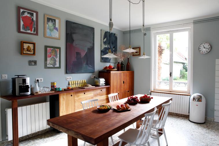 Maison d 39 h tes en picardie crouy en thelle 60530 for Atelier de la cuisine
